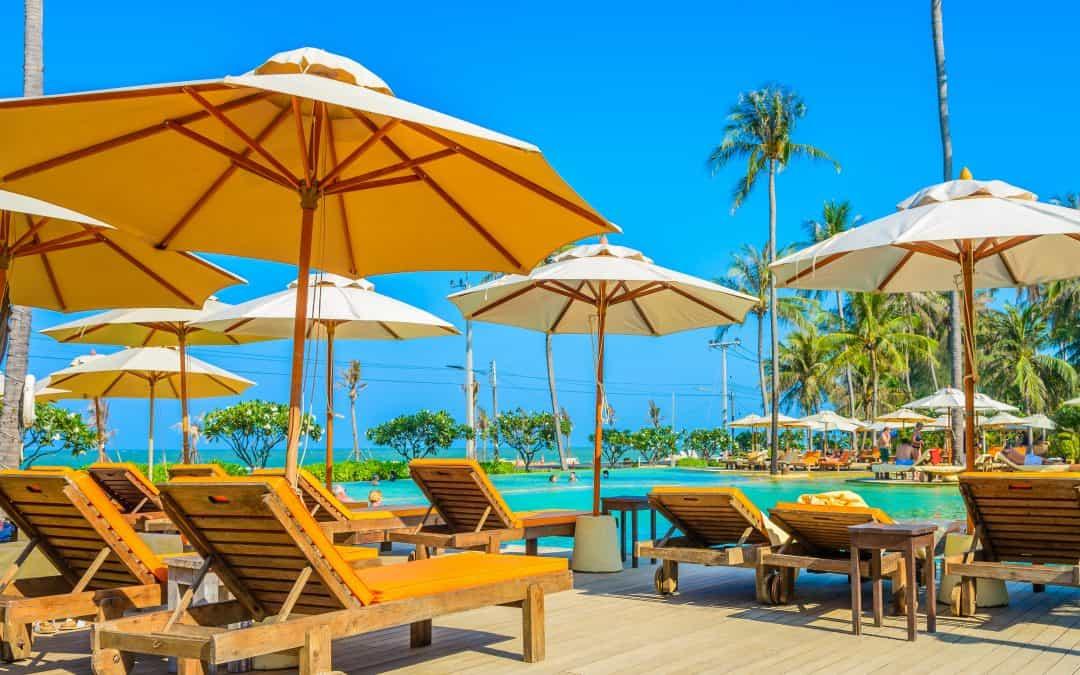Consejos para elegir la sombrilla ideal para tu hotel
